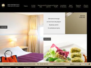 Hôtel 4 étoiles à Rungis, à quelques minutes de Paris