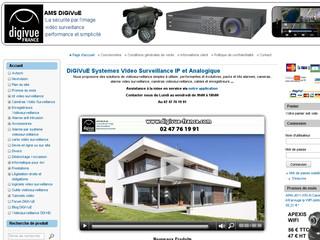 Des cameras de vidéo surveillance avec Boutique.digivue-france.com