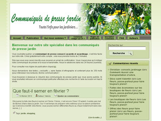 R F Rencement Naturel Pour Blog Jardinage Aaannuaire