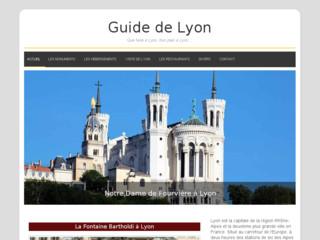 Le guide de Lyon