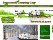 Location camping car discount