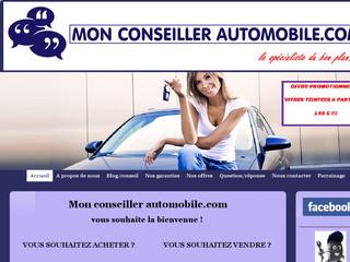 Achat voiture : Mon conseiller automobile