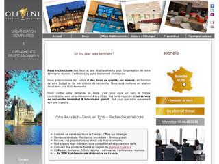 Séminaire d'entreprise – Olevene