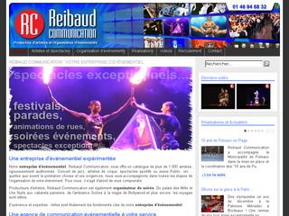 Reibaud Communication et événementiel