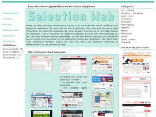 Selection-web.fr
